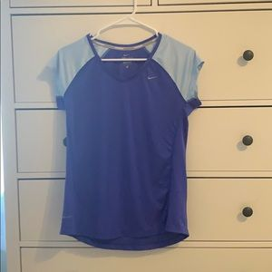 Nike Running Dri-Fit Work Out Top